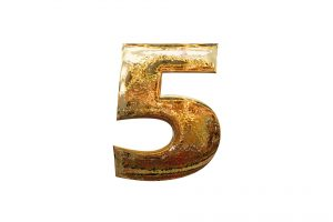 Five reasons why five reasons is better than ten