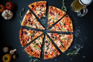 Forget the pineapple on pizza.        Give your content a purpose.